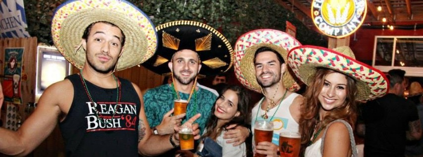Wynwood- Cinco de Mayo Bar Crawl