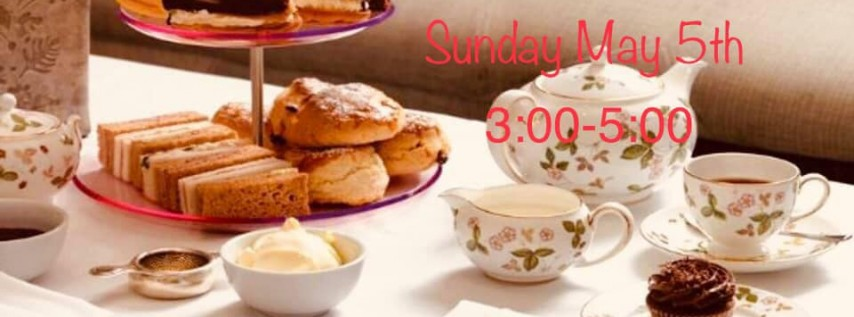 Afternoon Tea Party (Early Mother's Day Celebration)
