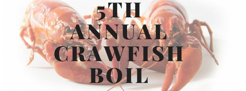 5th Annual Crawfish Boil