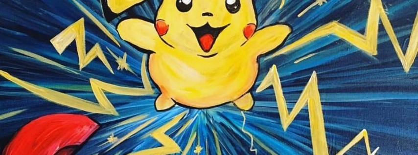 Pikachu Paint And Pint