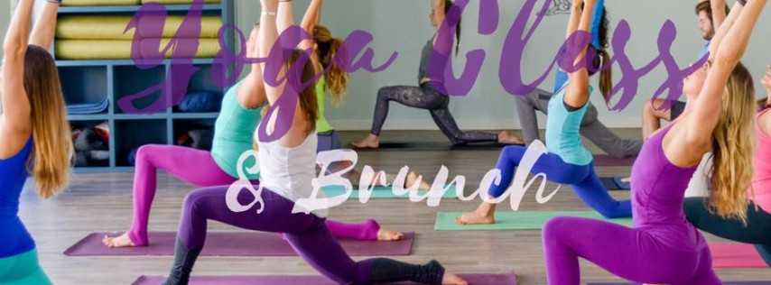 Mother's Day Edition: Yoga & Brunch for Mom