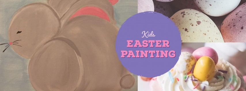 Kids Easter Painting