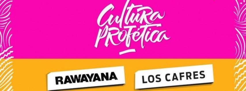 MIAMI :: Cultura Profética, Los Cafres, Rawayana Wynwood Concert