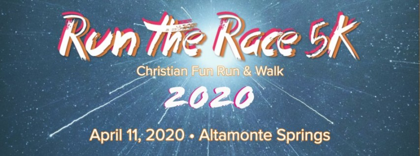 Run The Race 5K -Christian fun run