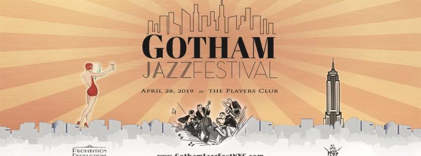 2019 GOTHAM JAZZ FESTIVAL