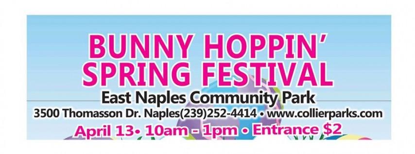 Bunny Hoppin' Spring Festival