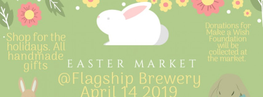 Easter holiday market