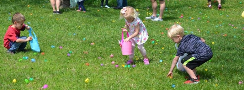 Annual Easter Egg Hunt at Cameron Run