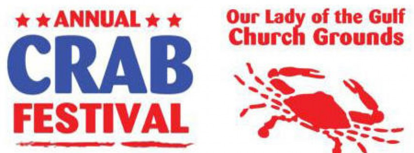 "Our Lady of the Gulf ""Crab Festival"""