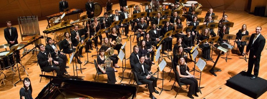 University Wind Symphony in Concert