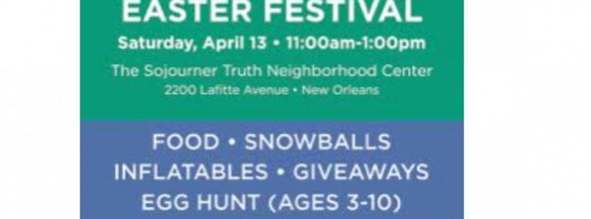 Spring Family Celebration and Easter Egg Hunt