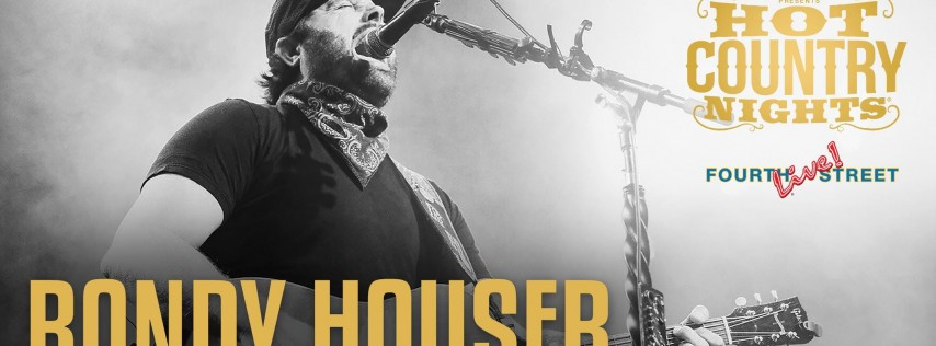 Hot Country Nights: Randy Houser