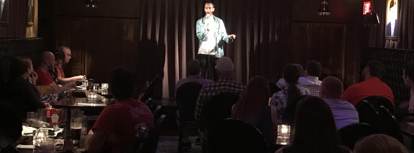 Underground Comedy at Rí Rá Irish Pub