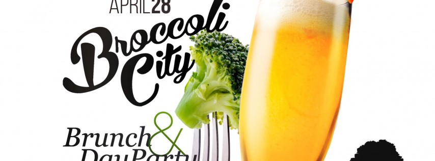 Broccoli City Brunch + Day Party at The Park!