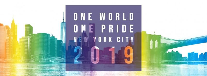 Vet Med World Pride NYC 2019