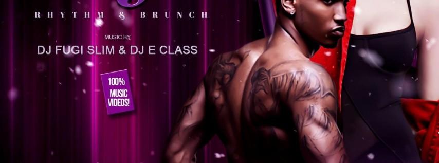 Rhythm & Brunch: The All R&B Brunch & Day Party