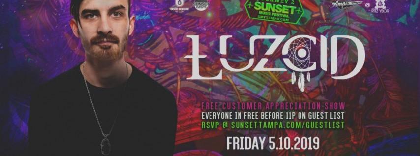 Luzcid – Free Guest List