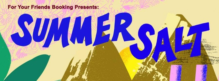 Summer Salt @ The Orpheum