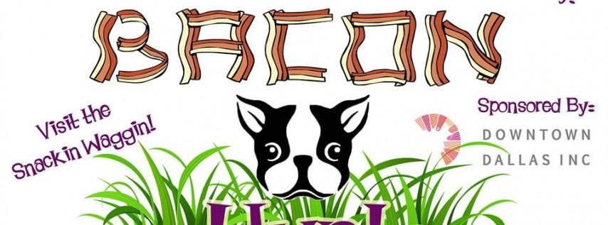 Easter Bacon Hunt!