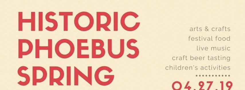 Phoebus Spring Fling