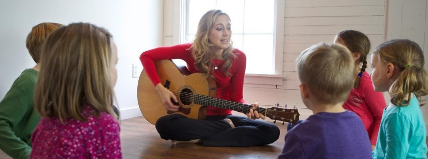 Rockin' Yoga Concert with Kira Willey