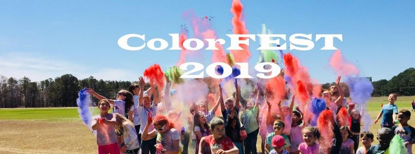 ColorFEST - Easter 2019