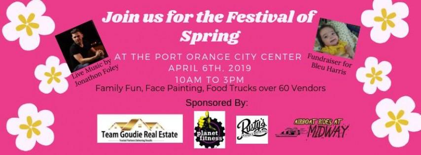 The Festival of Spring at Port Orange City Center