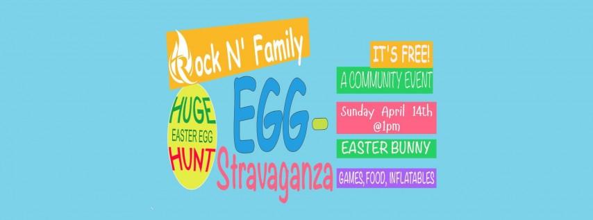 Rock N' Family EGGstravaganza