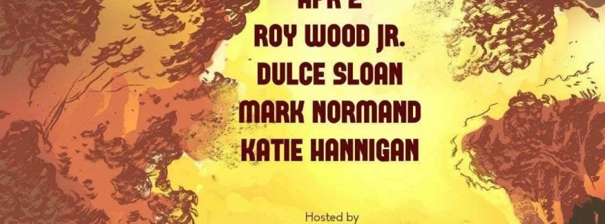 Wild Things Comedy Show (FREE PIZZA!) - 4/2