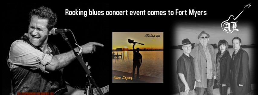 Alex Lopez Rocks the Blues at The Barrel Room