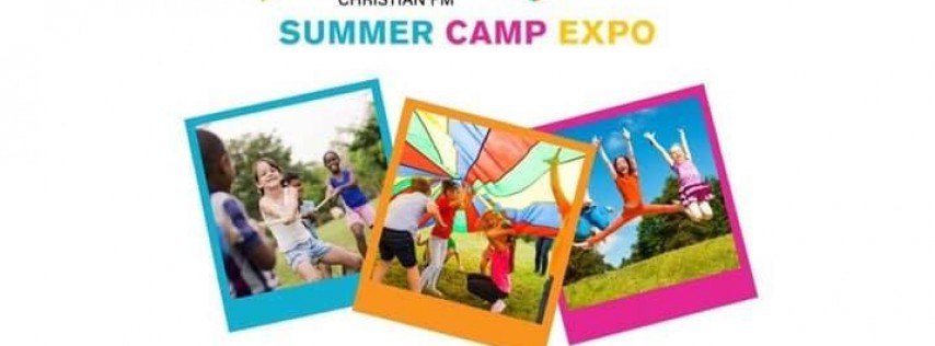 Summer Camp Expo and Easter Egg Hunt