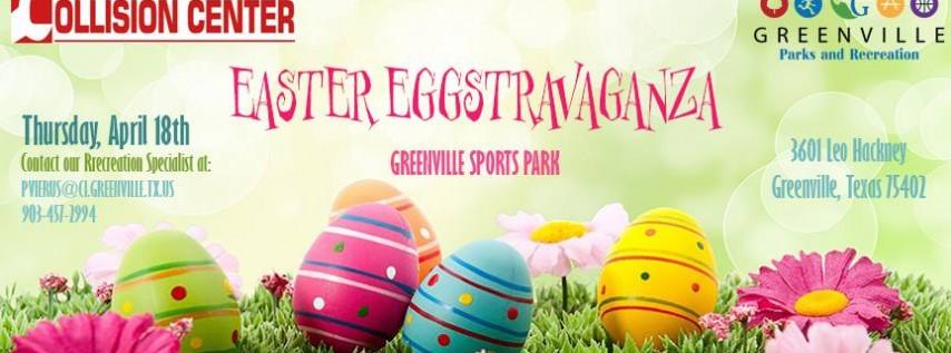 Joe Hudson's Easter Eggstravaganza