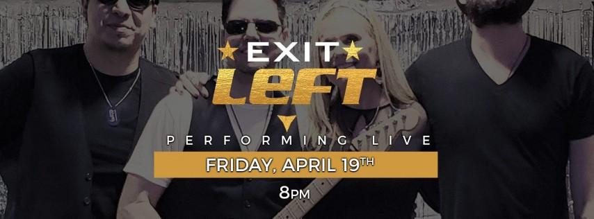 Exit Left Band at Pub52