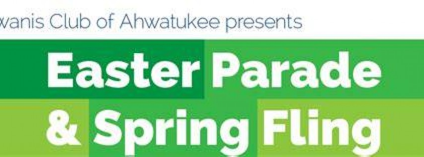 Kiwanis Easter Parade and Spring Fling