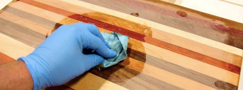 Saturday Funday | Make an Artisanal Chopping Board