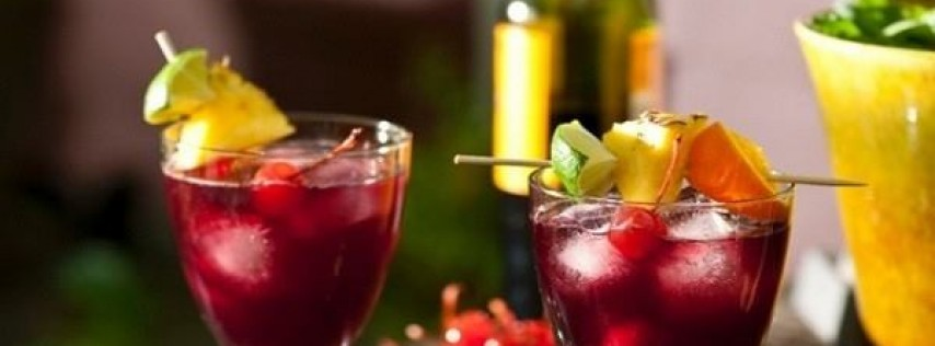 Sangria Night with awarded mixologist Alvaro!