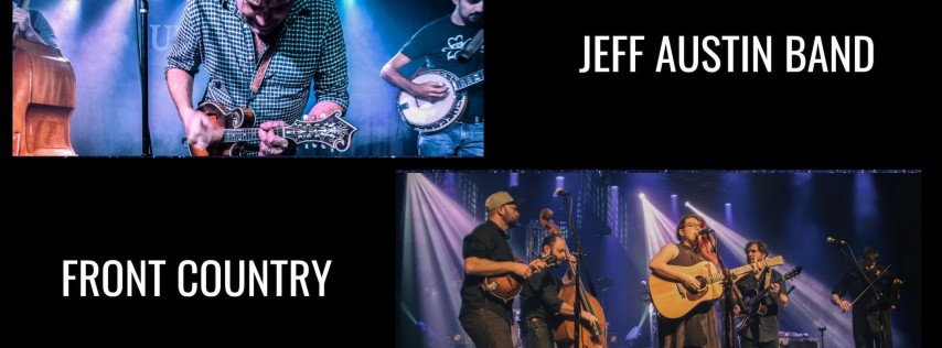 Jeff Austin Band w/ Front Country | Asheville Music Hall