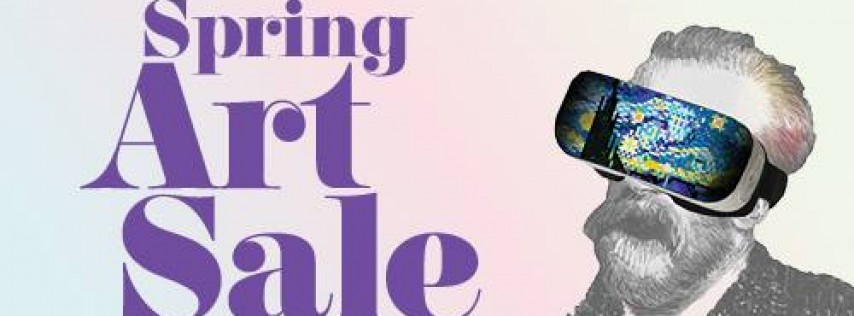 19th Annual Spring Art Sale!