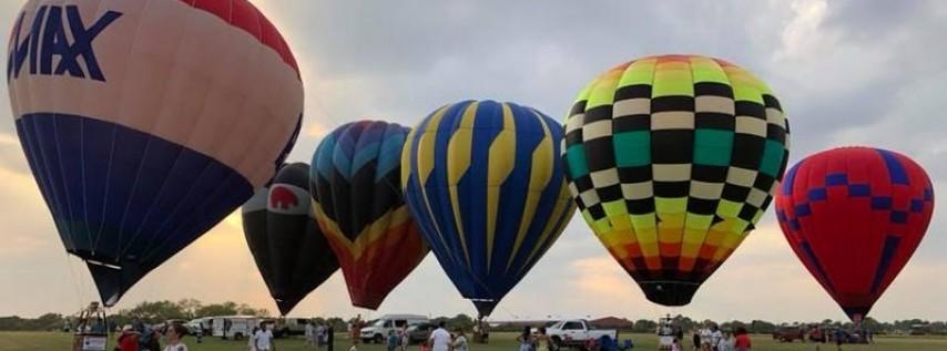 Austin's Hot Air Balloon Festival
