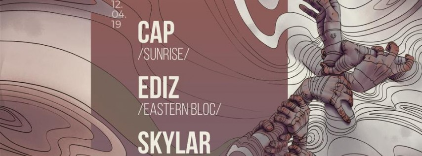 Eastern Bloc pres. CAP On The Rooftop