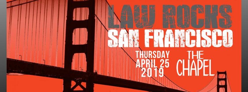 7th Annual Law Rocks San Francisco