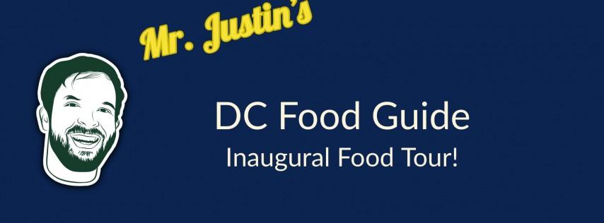 Justin's DC Food Guide- Pilot Food Tour
