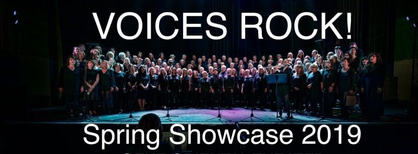 Voices Rock Spring Showcase!