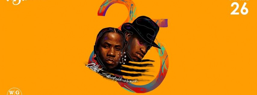 OUTKAST 25 : A SouthernPlayalistic Tribute
