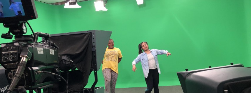 SPRING BREAK 2-DAY CAMP - Music Video Green Screen Camp
