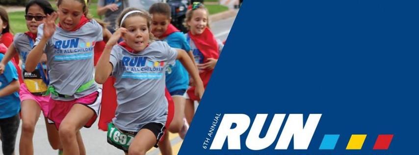2019 Run For All Children