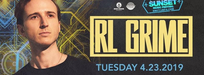RL GRIME – Tampa, FL – Only Florida Date – 70% Sold