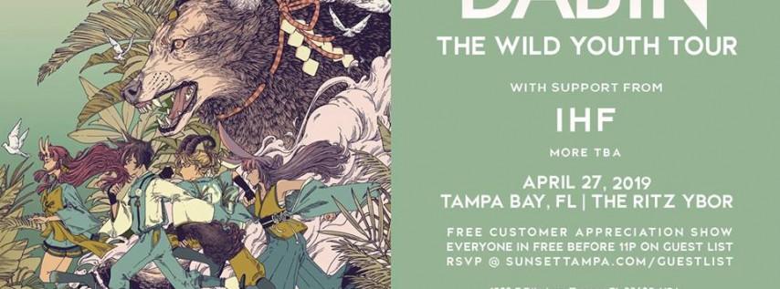 Dabin Live at The Ritz YBOR (Tampa) w/ IHF