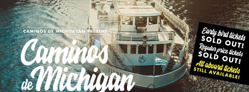 Caminos de Michigan 5 de Mayo Sunset Cruise