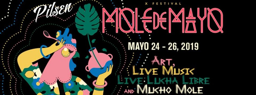 Festival Mole de Mayo 2019